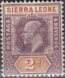 Stamp Sierra Leone Catalog number: 45