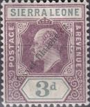 Stamp Sierra Leone Catalog number: 47