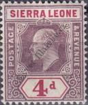 Stamp Sierra Leone Catalog number: 48