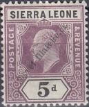 Stamp Sierra Leone Catalog number: 49
