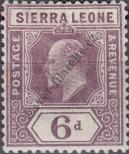 Stamp Sierra Leone Catalog number: 50