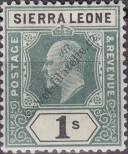 Stamp Sierra Leone Catalog number: 51