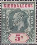 Stamp Sierra Leone Catalog number: 53