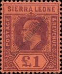 Stamp Sierra Leone Catalog number: 54