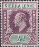 Stamp Sierra Leone Catalog number: 55
