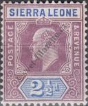Stamp Sierra Leone Catalog number: 59
