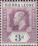Stamp Sierra Leone Catalog number: 60