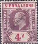Stamp Sierra Leone Catalog number: 61
