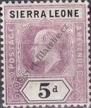 Stamp Sierra Leone Catalog number: 62