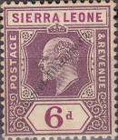 Stamp Sierra Leone Catalog number: 63