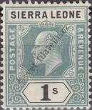Stamp Sierra Leone Catalog number: 64