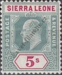 Stamp Sierra Leone Catalog number: 66