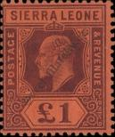 Stamp Sierra Leone Catalog number: 67