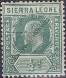 Stamp Sierra Leone Catalog number: 68