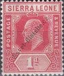 Stamp Sierra Leone Catalog number: 69