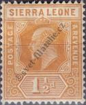 Stamp Sierra Leone Catalog number: 70