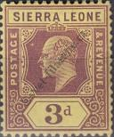 Stamp Sierra Leone Catalog number: 73