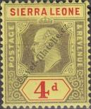 Stamp Sierra Leone Catalog number: 74