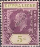 Stamp Sierra Leone Catalog number: 75