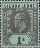 Stamp Sierra Leone Catalog number: 77