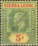 Stamp Sierra Leone Catalog number: 79