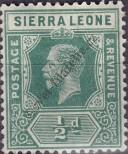 Stamp Sierra Leone Catalog number: 81