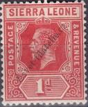 Stamp Sierra Leone Catalog number: 82