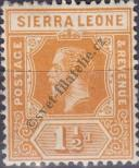 Stamp Sierra Leone Catalog number: 83