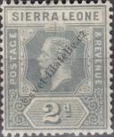 Stamp Sierra Leone Catalog number: 84