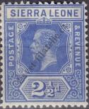 Stamp Sierra Leone Catalog number: 85
