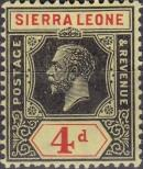 Stamp Sierra Leone Catalog number: 86