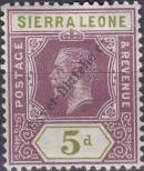 Stamp Sierra Leone Catalog number: 87