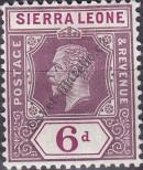 Stamp Sierra Leone Catalog number: 88