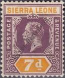 Stamp Sierra Leone Catalog number: 89