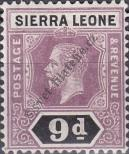 Stamp Sierra Leone Catalog number: 90