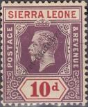 Stamp Sierra Leone Catalog number: 91