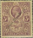 Stamp Sierra Leone Catalog number: 92