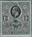 Stamp Sierra Leone Catalog number: 93