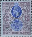Stamp Sierra Leone Catalog number: 94