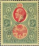 Stamp Sierra Leone Catalog number: 95