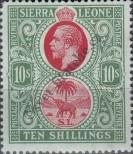 Stamp Sierra Leone Catalog number: 96