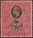Stamp Sierra Leone Catalog number: 97