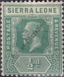 Stamp Sierra Leone Catalog number: 100