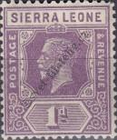 Stamp Sierra Leone Catalog number: 101