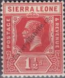 Stamp Sierra Leone Catalog number: 102