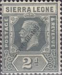 Stamp Sierra Leone Catalog number: 103