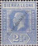 Stamp Sierra Leone Catalog number: 104