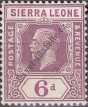 Stamp Sierra Leone Catalog number: 108