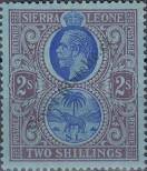 Stamp Sierra Leone Catalog number: 113