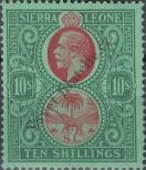 Stamp Sierra Leone Catalog number: 115